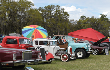 Enjoy the Carlisle Collector Car Cruise-In for FREE